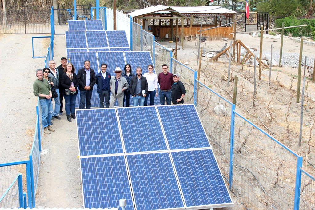 Photo of Potencial solar del valle de Elqui es interés de pasantía del Gobierno de Santa Fe