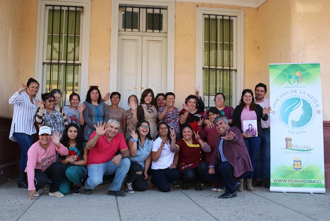 Photo of El Arenal es la nueva localidad beneficiada con taller de confección para mujeres