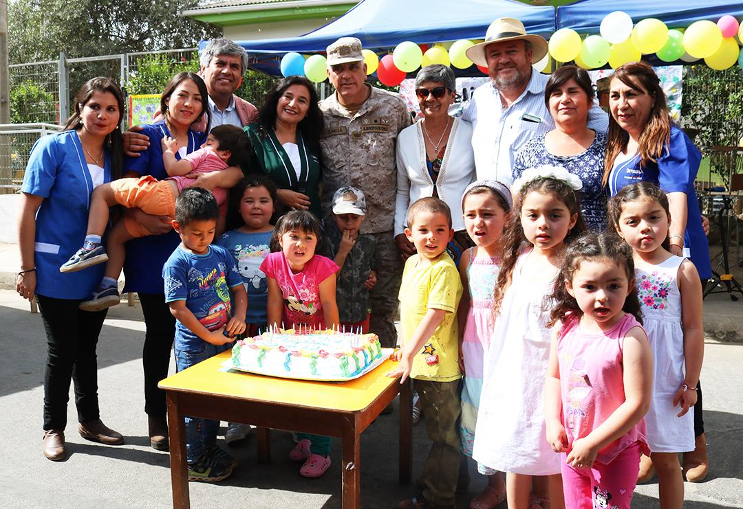 Photo of Fundación Integra celebra sus 28 años en la comuna de Vicuña