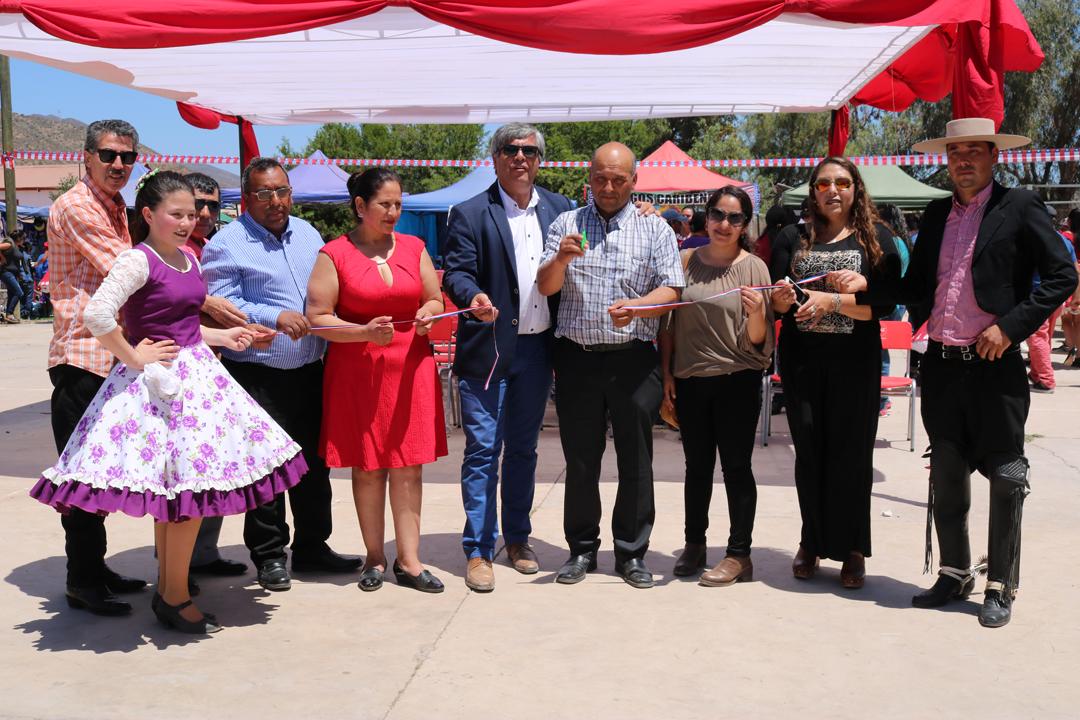 Photo of Talcuna vivió su primera feria costumbrista con el apoyo de localidades vecinas