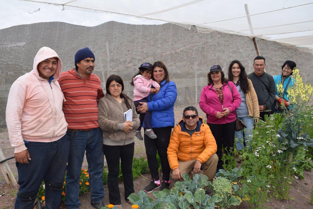 Photo of La agroecología comienza a ganar terreno en la pequeña agricultura serenense