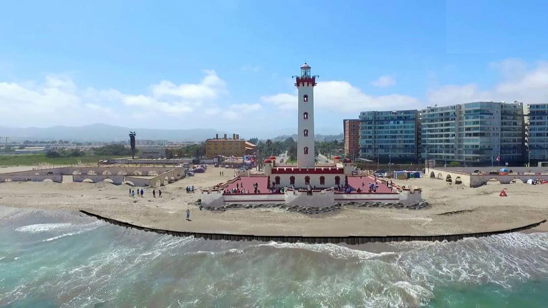 Photo of Durante este mes de octubre se iniciarán los trabajos de defensas costeras del Faro Monumental de La Serena