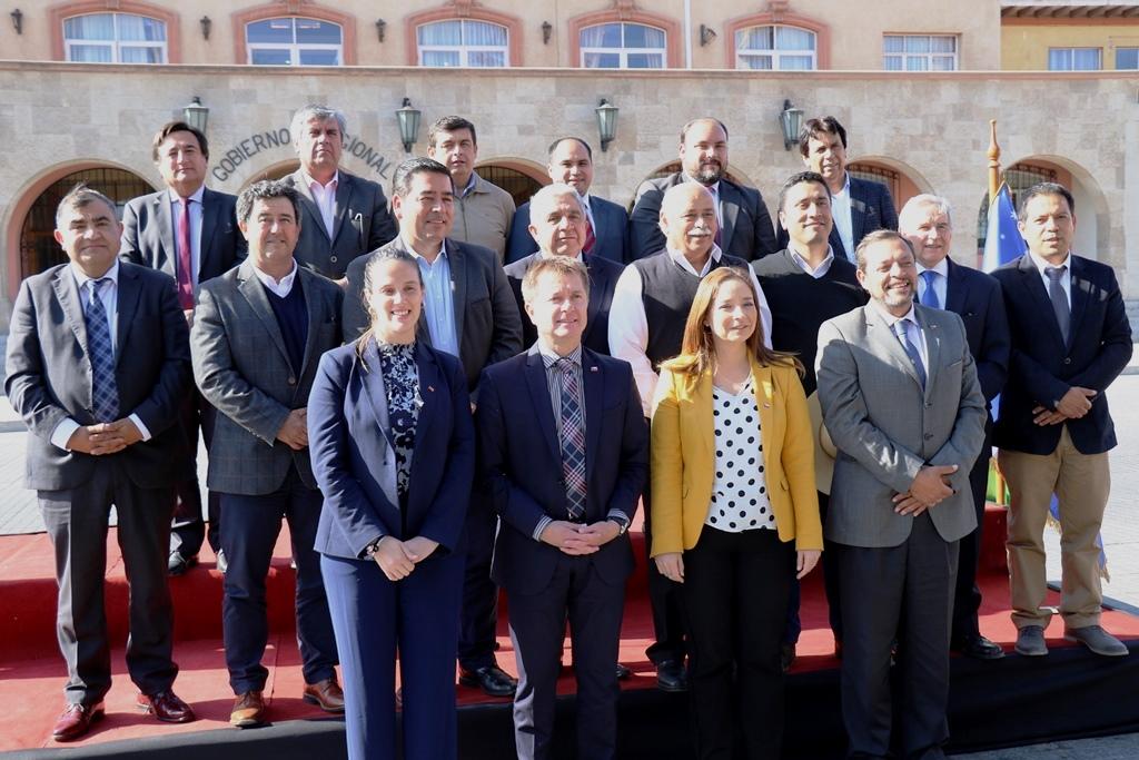 Photo of Alcaldes de las 15 comunas de la región destacan el trabajo colaborativo impulsado por el Gobierno