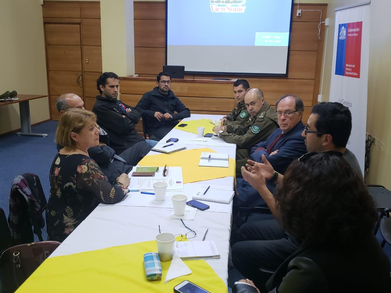 Photo of Comienzan las primeras reuniones para programar Apertura del Complejo Fronterizo Agua Negra