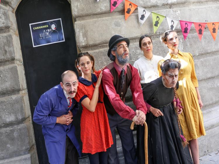"""Photo of Aclamada obra """"Los peces no vuelan"""" llega al Teatro Municipal de Vicuña"""