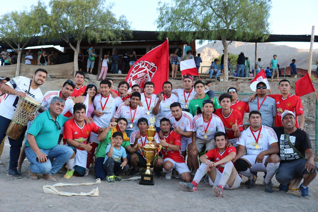 Photo of Villaseca se coronó bicampeón en la serie segunda de la ANFA Vicuña