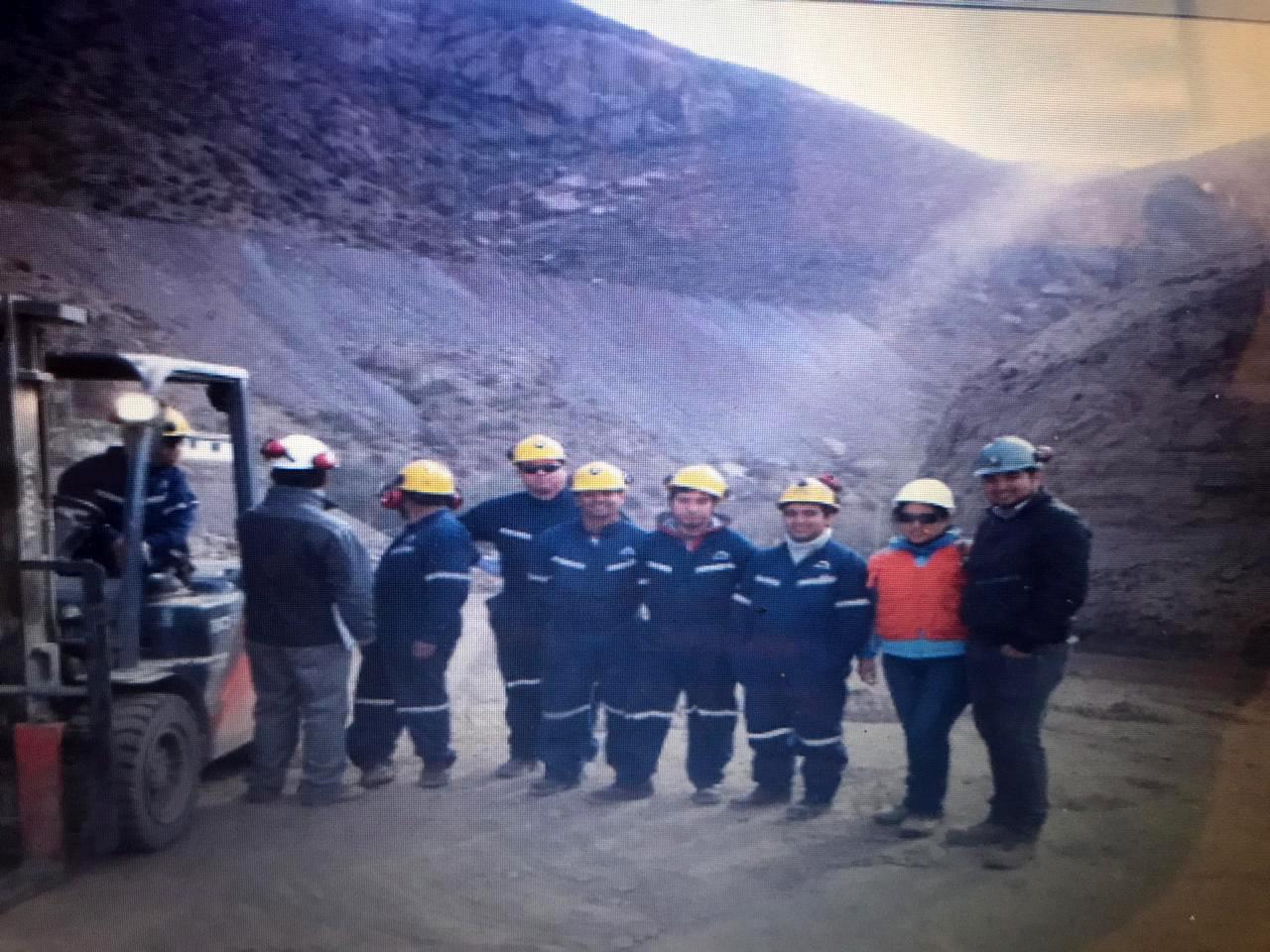 """Photo of Marta Castillo: """"Era complicado el hecho que las mujeres trabajáramos en las mineras, ahora veo con felicidad que eso se rompió"""""""