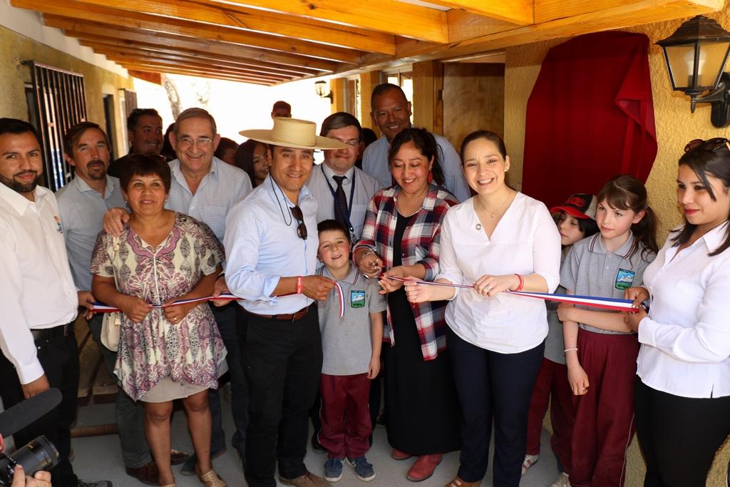 Photo of Gobierno Regional repone estaciones médico rural en la comuna de Paihuano