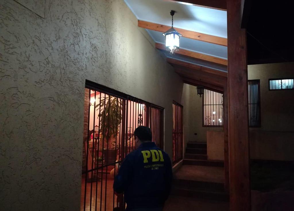 Photo of PDI investiga robo en domicilio de Algarrobito