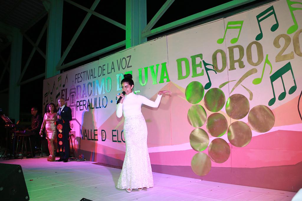 Photo of Las voces femeninas fueron las ganadoras de la 7ma versión del Festival de Peralillo
