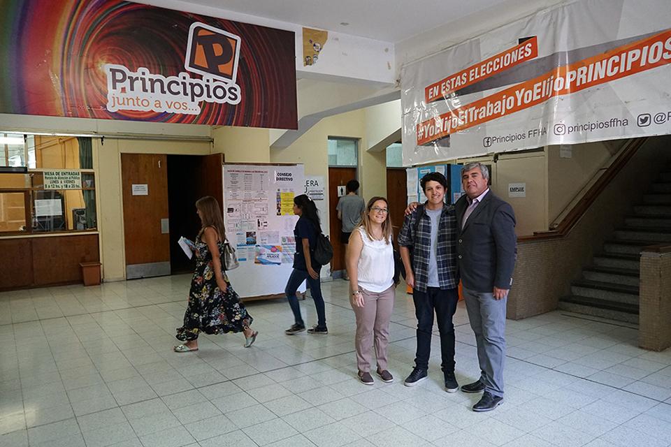 Photo of Destacan a estudiante de Vicuña que cumple su tercer año estudiando licenciatura en la UNSJ