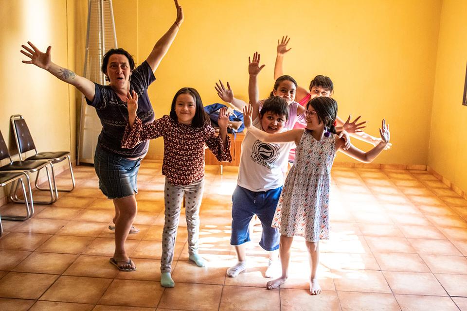 Photo of Taller de teatro infantil en Vicuña enseña de manera lúdica técnicas de expresión corporal