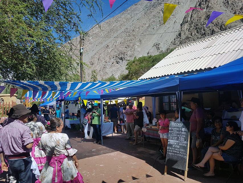 Photo of Ferias costumbristas en localidades más apartadas de Vicuña han rescatado las tradiciones locales