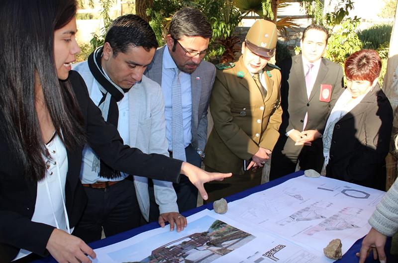 Photo of Cochiguaz contará con una renovada plaza en julio de 2019