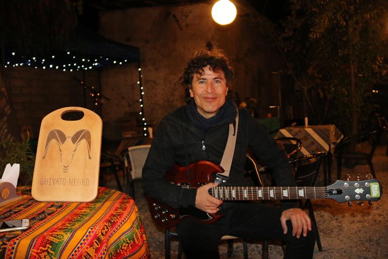 Photo of Antaku Alquinta vuelve a posicionarse en el escenario de la música chilena como solista