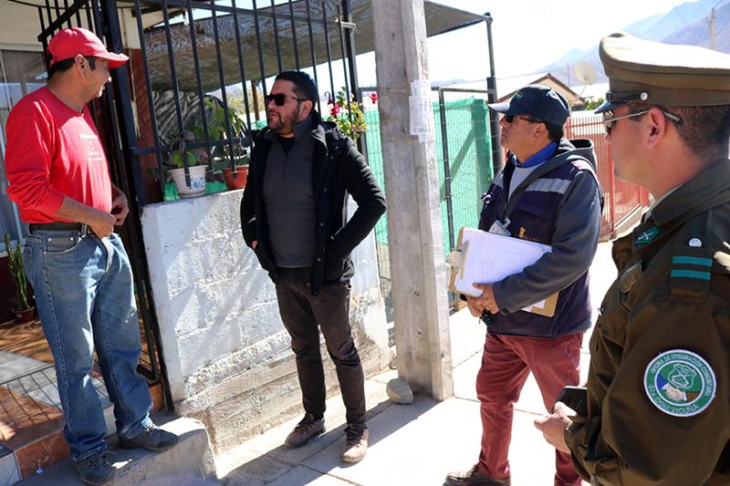 Photo of Municipio y Carabineros realizan visita fiscalizadora en El Durazno tras robos en el sector