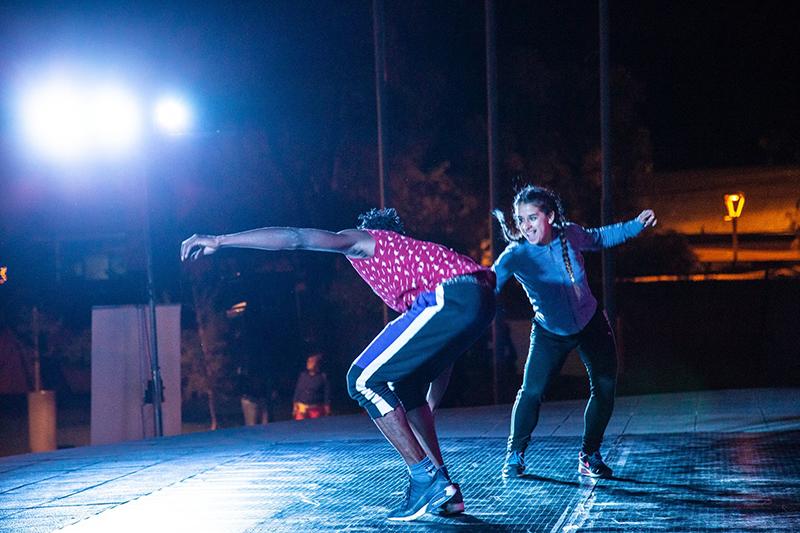 Photo of Con obra que reflexiona sobre la diversidad se conmemoró el Día de la Danza en Vicuña
