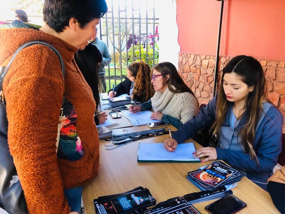 Photo of Alrededor de 15 mil lentes se están repartiendo para los vecinos de la comuna de Vicuña