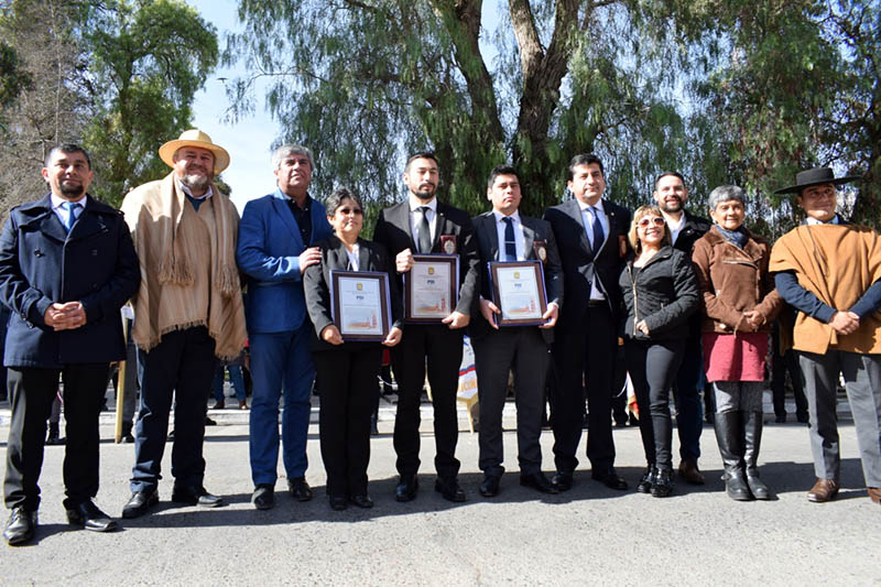 Photo of n emotiva ceremonia PDI de Vicuña celebró aniversario 86 de la institución