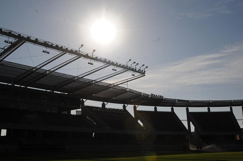 Photo of Confirman excelente visibilidad de eclipse solar en Estadio La Portada