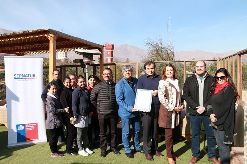 Photo of Hotel Terral: Renuevan sello de sustentabilidad en uno de los principales hoteles de Vicuña