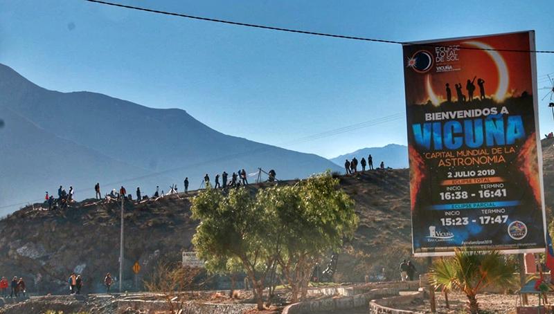 Photo of Empresarios de Vicuña realizaron positivo balance post eclipse