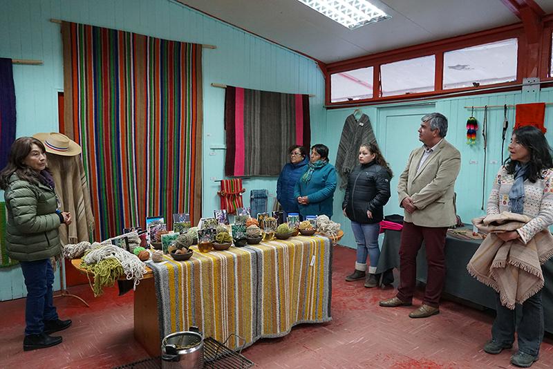 Photo of Con aprendizajes significativos culminó la semana educativa con artesanía de Chapilca en Rivadavia