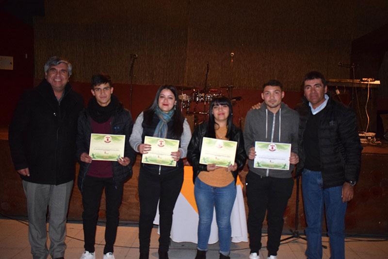 Photo of Club deportivo Villaseca celebró su aniversario 41 junto a sus futbolistas, socios y familias