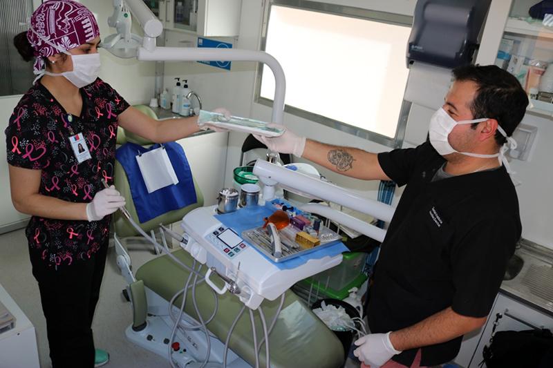 Photo of Durante un mes los vecinos de Andacollito se podrán atender en la clínica dental móvil