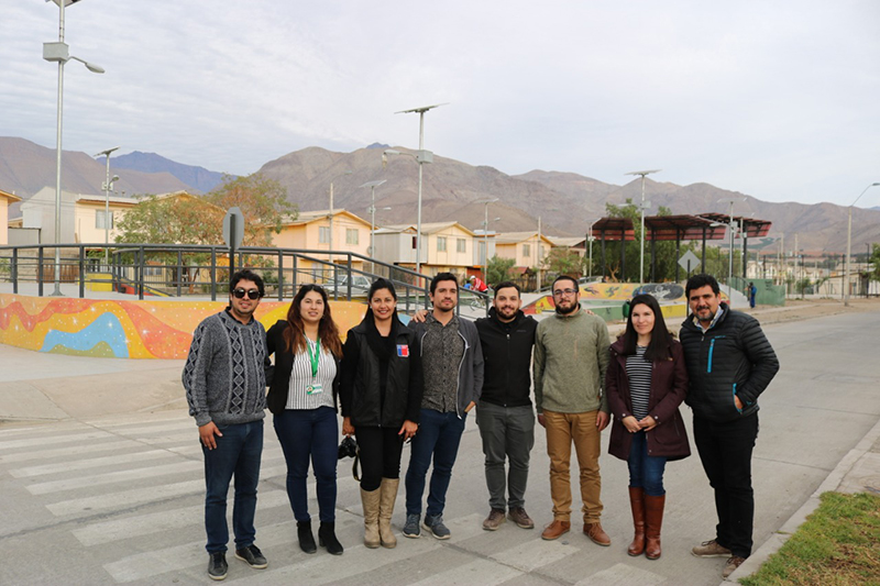 """Photo of Programa """"Quiero mi Barrio"""" implementado en Vicuña servirá como modelo a seguir en Los Vilos"""