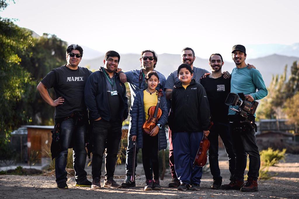 """Photo of Documental """"Imaginarius"""" se realiza en El Tambo con estudiantes locales como protagonistas"""