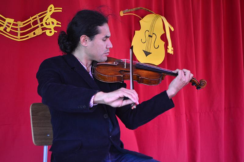 Photo of Colegio Saturno recibe regalo musical de categoría internacional