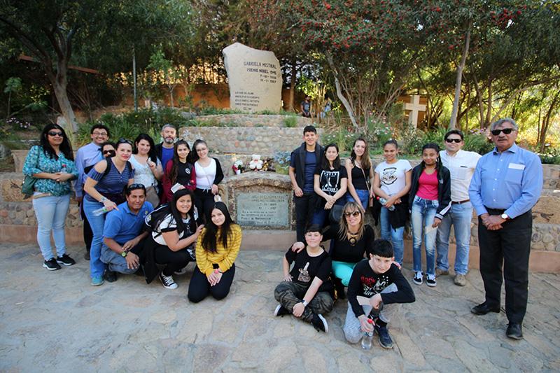 Photo of CORE Coquimbo y LATAM traen a la región a alumnos de la Escuela Gabriela Mistral de Porto Alegre, Brasil
