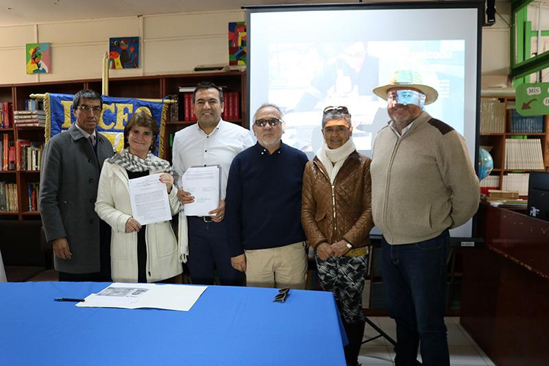 Photo of Liceo de Vicuña recorrerá la comuna con sus ayudas gracias a la Fundación Carmen Goudie