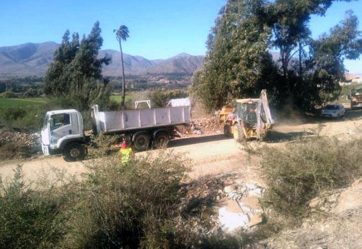 Photo of Limpieza en Algarrobito