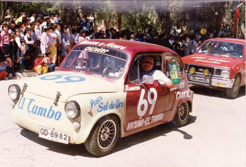 Photo of Automovilismo en el Valle del Elqui