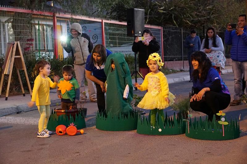 Photo of Jardín infantil de Villaseca da a conocer su PEI en miras a las energías renovables
