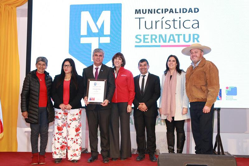 Photo of Vicuña es reconocida a nivel nacional con distinción de excelencia en gestión turística
