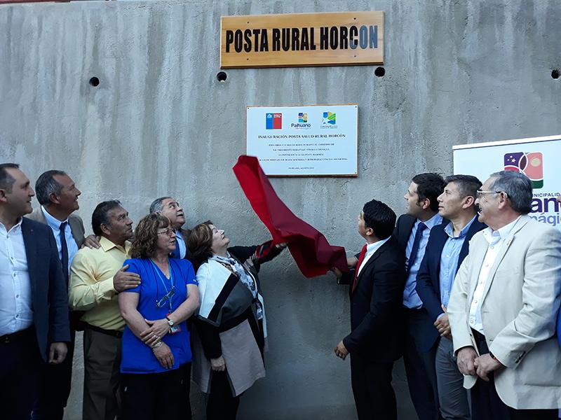 Photo of Hoy comienza el funcionamiento de la nueva posta de Horcón
