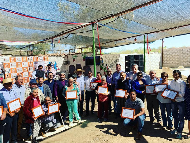 Photo of Pequeños agricultores y crianceros del Elqui celebraron el Día del Campesino en Vicuña