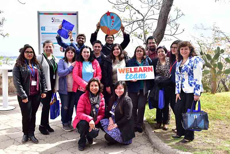 """Photo of Seminario """"Expanding Opportunities"""" presentó estrategias para potenciar la enseñanza del inglés"""