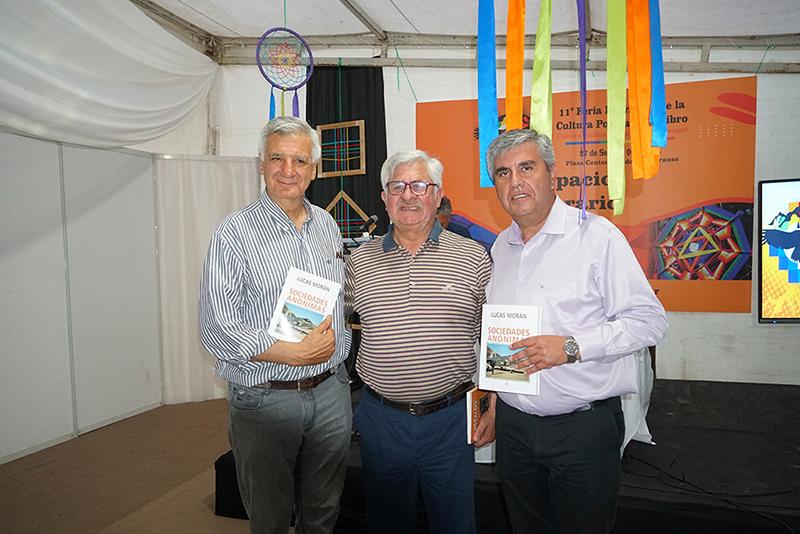 Photo of En Argentina dos textos elquinos se presentaron en la XI Feria de la Cultura Popular y el Libro de Rawson