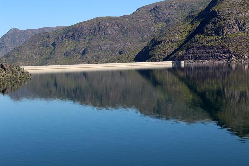 Photo of Nivel de agua en embalse Puclaro está al 88% y en La Laguna a un 100%