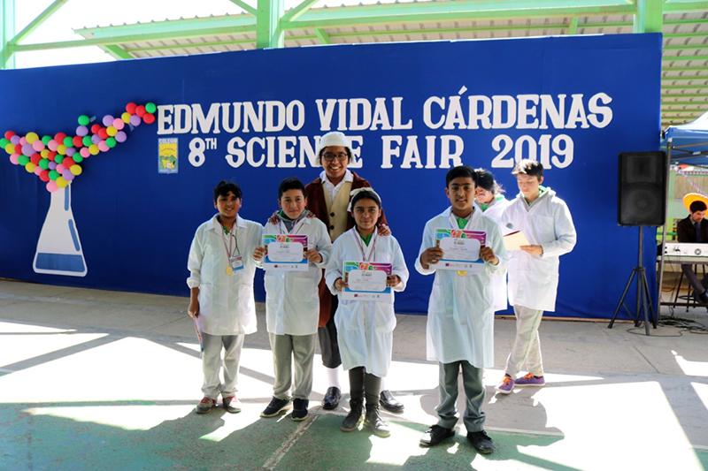 Photo of Colegio Edmundo Vidal Cárdenas de Peralillo organizó su octava feria de ciencia