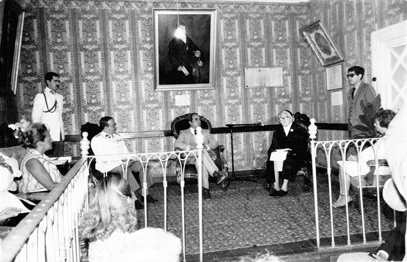 Photo of Dolores Pinto Alcayaga: Peralillana y primera alcaldesa de Chile
