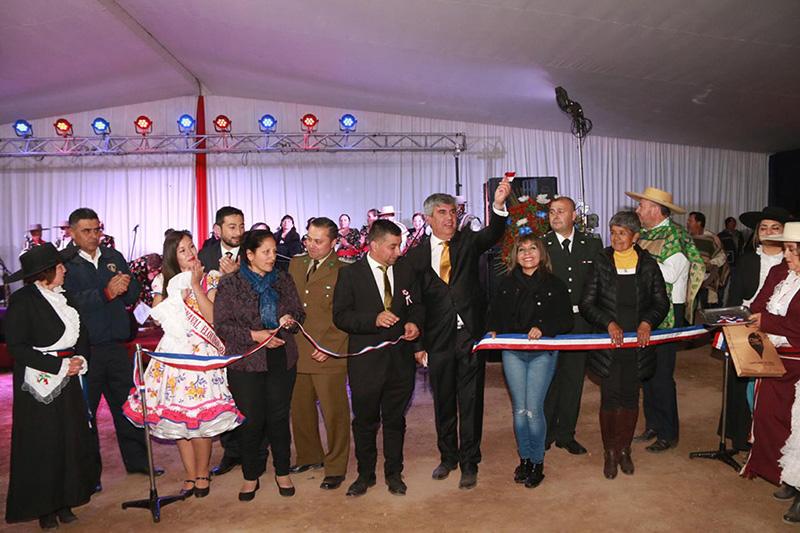 Photo of Se comienzan a vivir las fiestas patrias en la Pampilla de San Isidro en la comuna de Vicuña