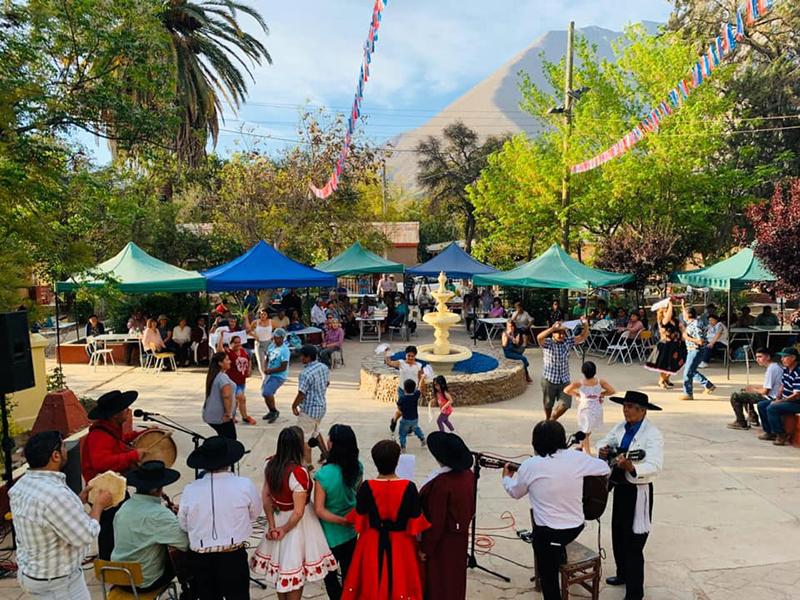 Photo of Primera mateada folclórica reunió a cerca de 80 personas en Peralillo