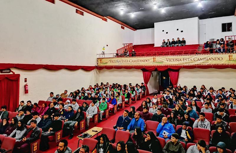 Photo of Seminario sobre astronomía y astro turismo inicio el mes de las estrellas en Vicuña