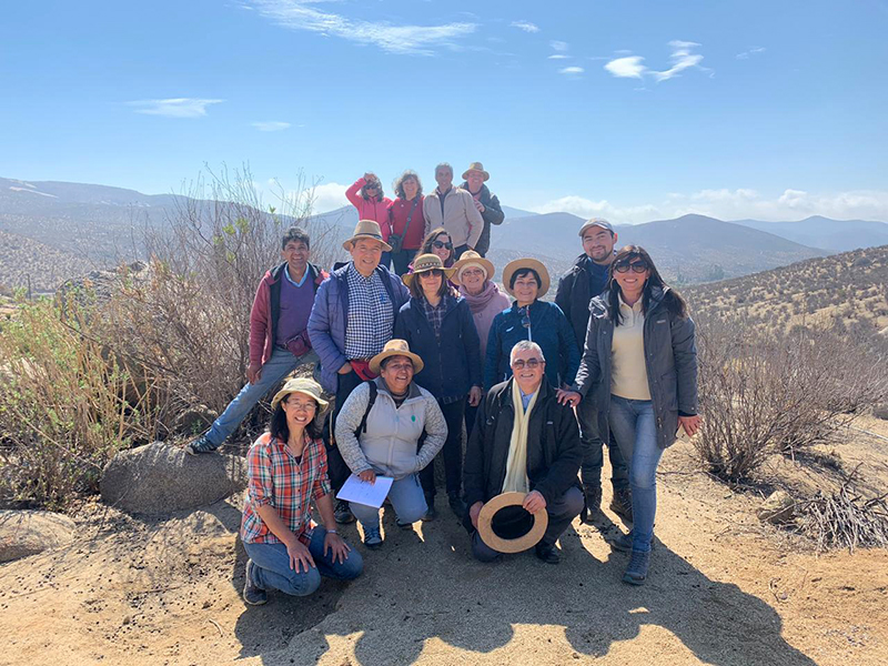 Photo of Quebrada de Talca: Agricultores y ganaderos del sur conocen en La Serena el trabajo realizado ante la sequía