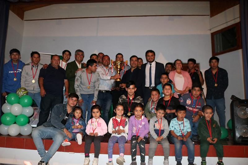 Photo of Club El Pozo de Montegrande y Unión Pisco fueron los ganadores de la liga ANFUR del Valle de Elqui